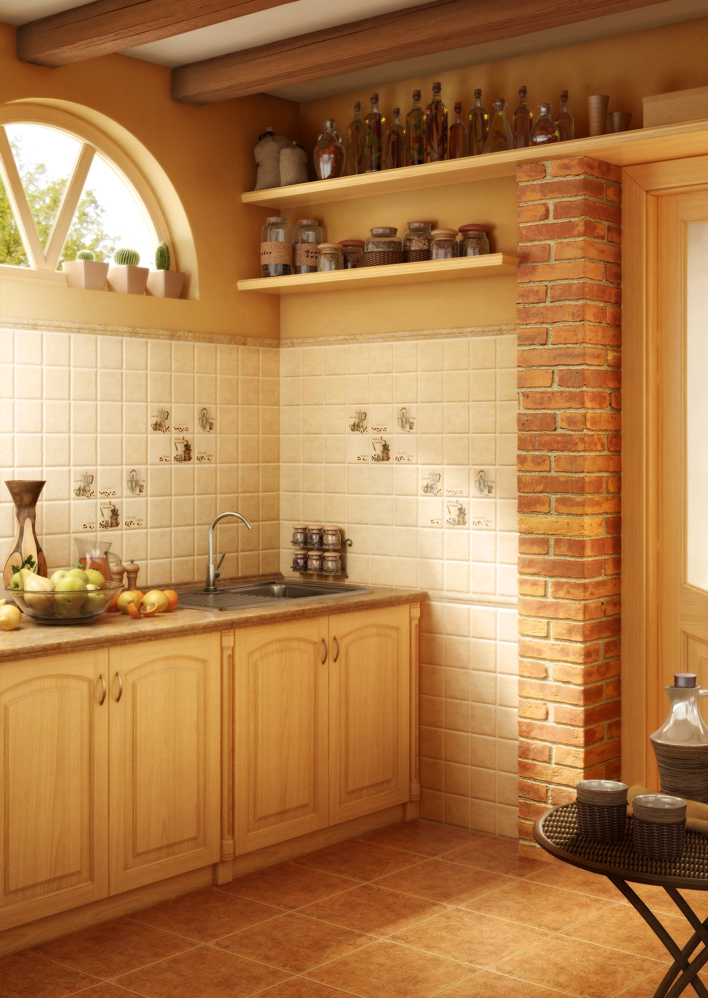 приготовления картинка для кухни под плитку линии ума составляют